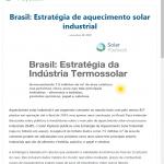 Estratégia da Indústria Termossolar